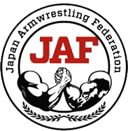 JAF JAPAN ARMWRESTLING FEDERATION